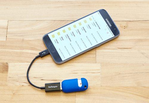 Penjelasan Kabel USB OTG