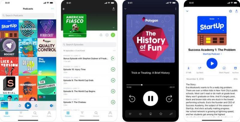 Daftar Aplikasi Podcast Terbagus