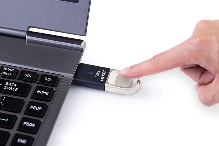 Cara Memberi Password Flashdisk