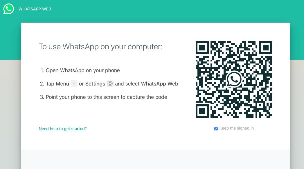 Cara Memperbaiki WhatsApp Web