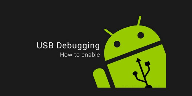Cara Mengaktifkan USB Debugging