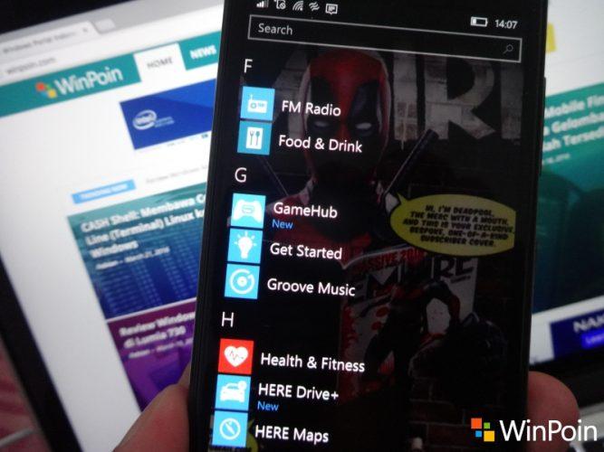 Tips Memperbaiki Icon Apps