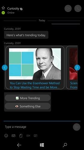 Bot Skype Yang Menarik