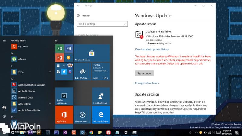 Tips Memaksimalkan Proses Update