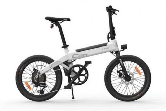sepeda listrik xiaomi himo