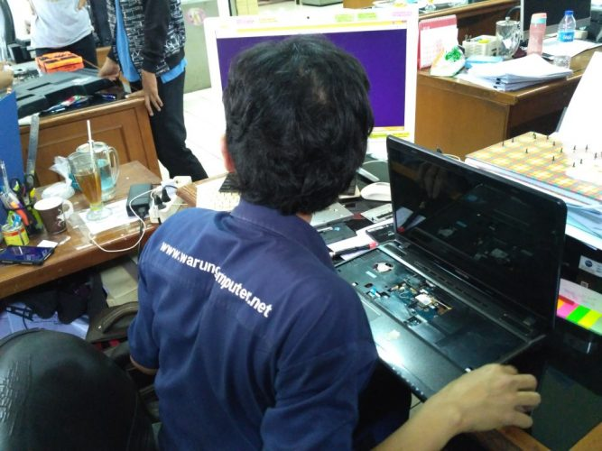 Jasa Service Laptop Thinkpad Taman Sari