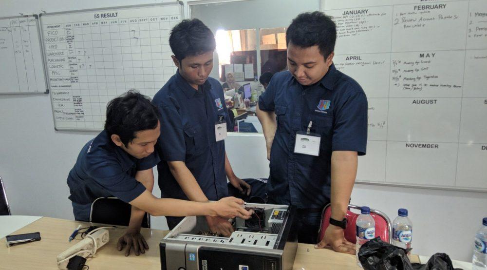 Service Komputer di Jakarta
