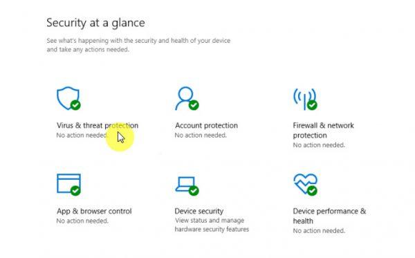 Cara Mengapus Virus di Windows 10
