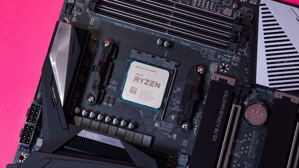 Ternyata Penjualan AMD Berhasil Menyamai CPU Intel