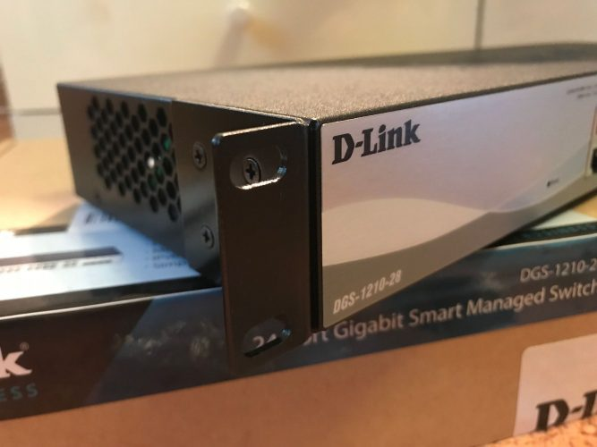 SWITCH D-Link DGS-1210-28P