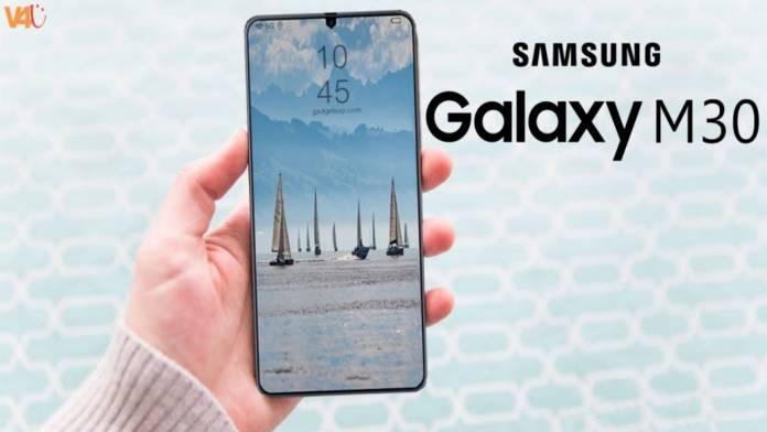 SMARTPHONE Samsung Galaxy M30 Peningkatan Minor, tetapi Menarik