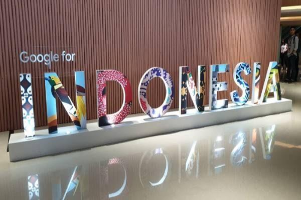 Google Tingkatan Daya Saing Indonesia