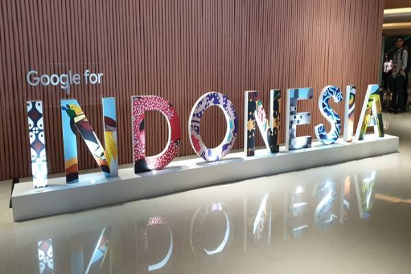 Google Tingkatan Daya Saing Indonesia