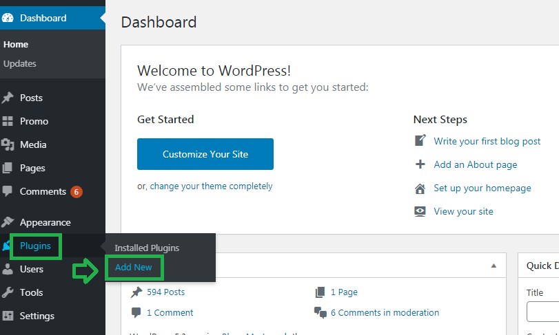 Cara Install Plugin Site Kit di WordPress