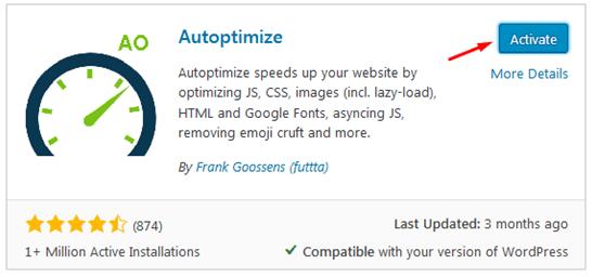 Tutorial Optimisisasi Web WordPress dengan Autoptimize